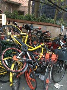 ธุรกิจให้เช่าจักรยาน